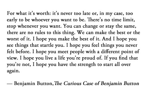 BenjaminButton