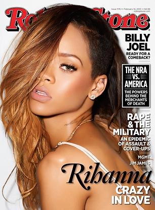 Rolling Stones Rihanna