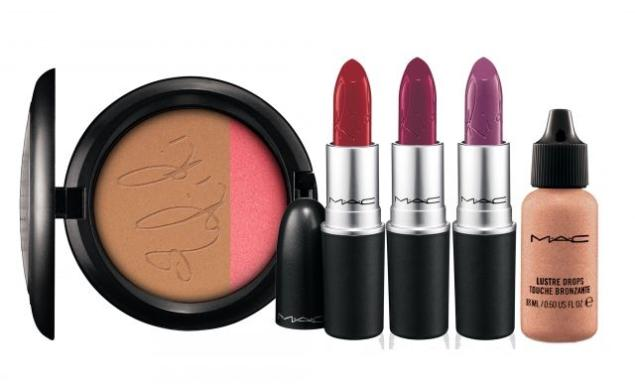 MAC Rihanna Summer Collection