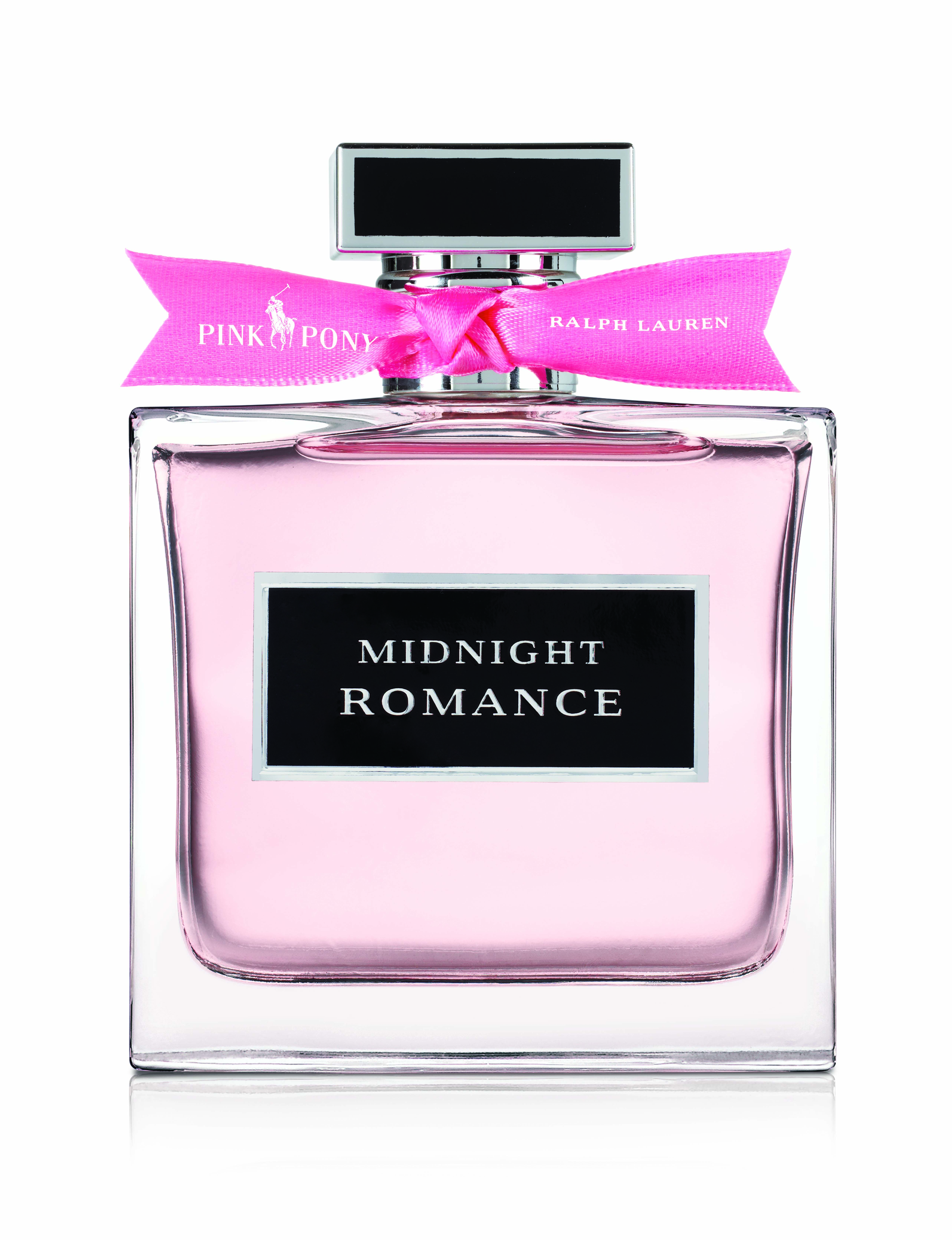 Ralph Lauren Fragrances Midnight Romance Pink Pony Bottle
