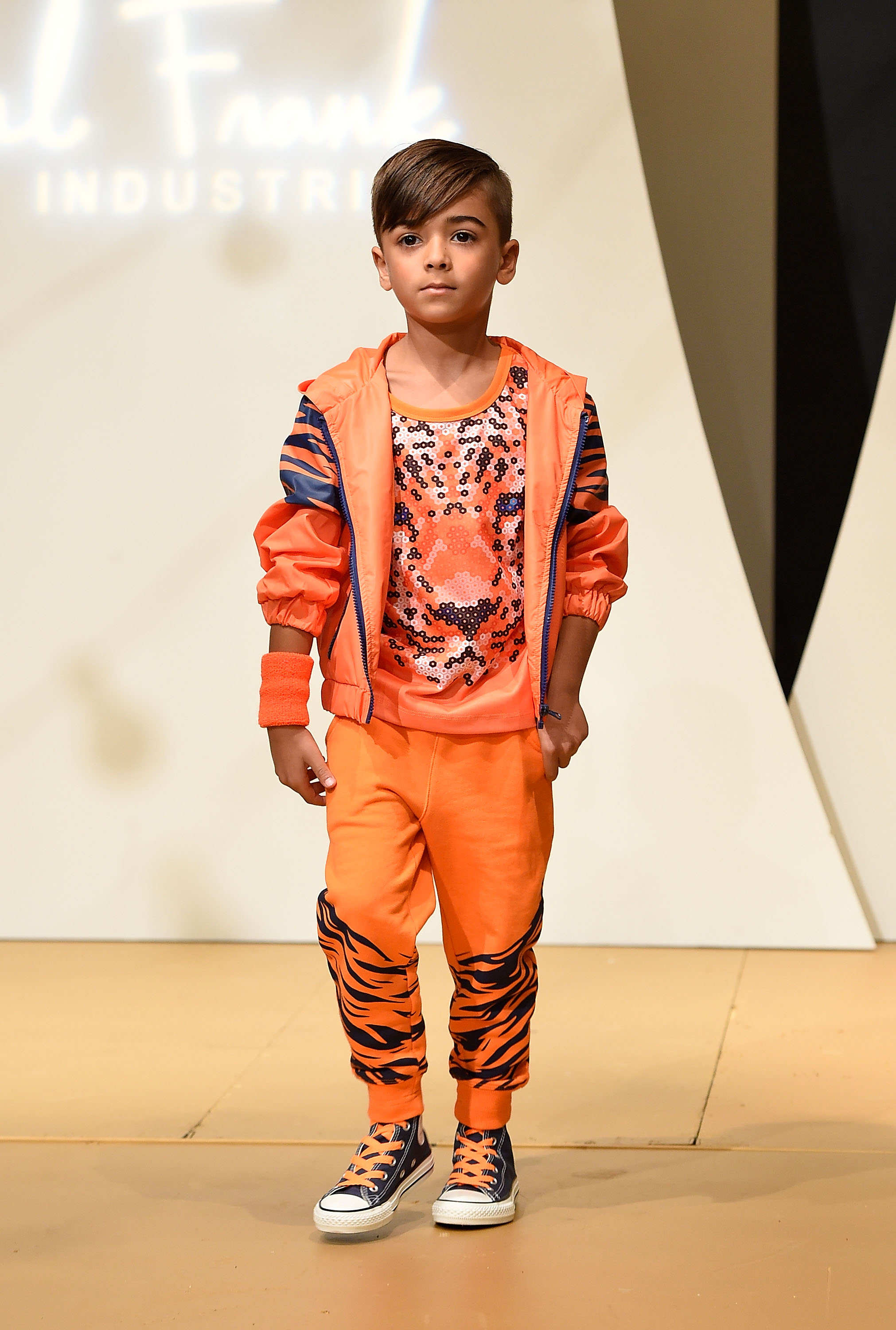 Paul Frank Industries Debuts Children's Spring/Summer 2016 Collection At New York Fashion Week