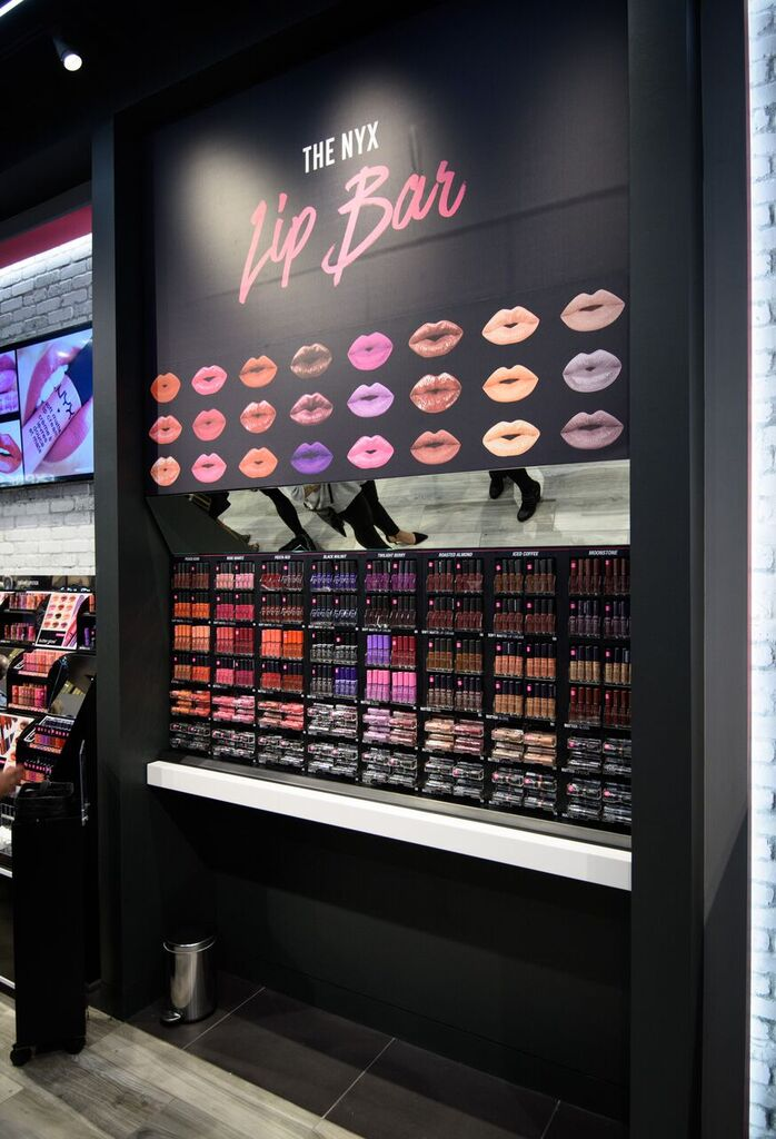 Nyx Cosmetics Comes To The East Coast Pearls And Paris