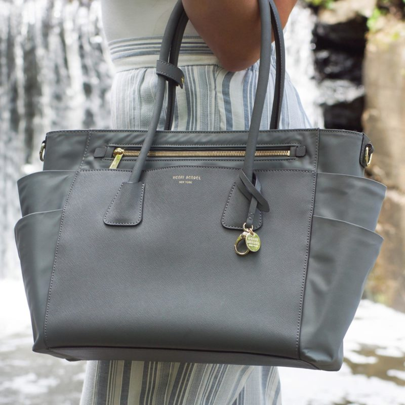 When I Discovered The Henri Bendel West 57th Baby Bag It Was An Instant Breathe Of Fresh Air Finally A With Chic And Classic Touch